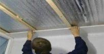 Подвесной потолок своими